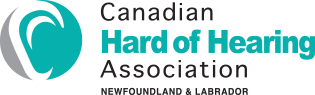 Canadian Hard of Hearing Association - Newfoundland and Labrador